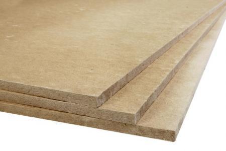 ДВП – универсальный материал из дерева