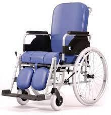 Инвалидные коляски с туалетом – универсальный помощник для человека